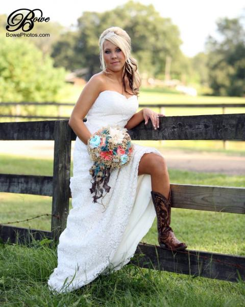 country bride]