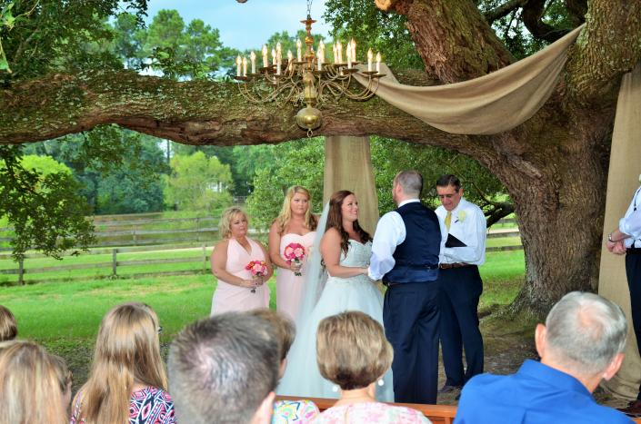 liveoak wedding
